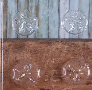 Starfish Oreo Cookie Mold | www.bakerspartyshop.com
