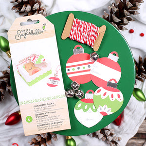 Sweet Sugarbelle Christmas Gift Tags: Ornament | www.bakerspartyshop.com