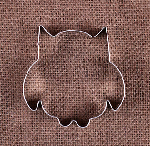 Owl Cookie Cutter | www.bakerspartyshop.com