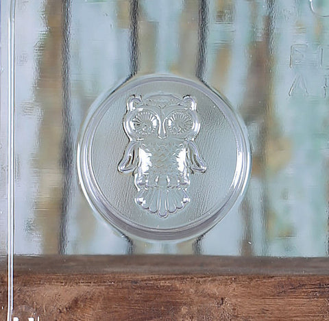 Owl Oreo Cookie Mold | www.bakerspartyshop.com