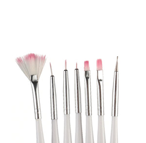 Small Paint Brush Set for Edible Art Paint | www.bakerspartyshop.com