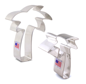 Palm Trees Cookie Cutter Set | www.bakerspartyshop.com