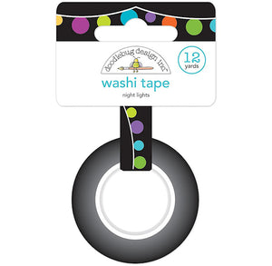 Halloween Washi Tape: Party Lights | www.bakerspartyshop.com
