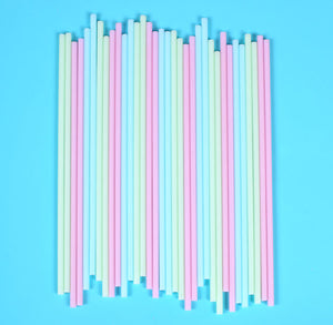 Pastel Lollipop Sticks: 6"