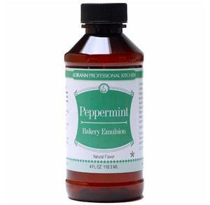 Peppermint Bakery Emulsion | www.bakerspartyshop.com