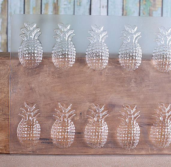 Pineapple Chocolate Mold Pineapple Candy Molds The