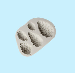 Silicone Pine Cone Mold | www.bakerspartyshop.com