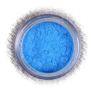 Pool Blue Luster Dust | www.bakerspartyshop.com