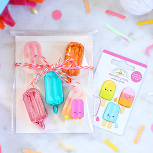 Popsicle Stickers | www.bakerspartyshop.com