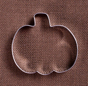 Pumpkin Cookie Cutter: Large | www.bakerspartyshop.com