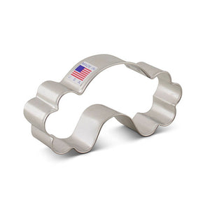 Rainbow Cookie Cutter | www.bakerspartyshop.com