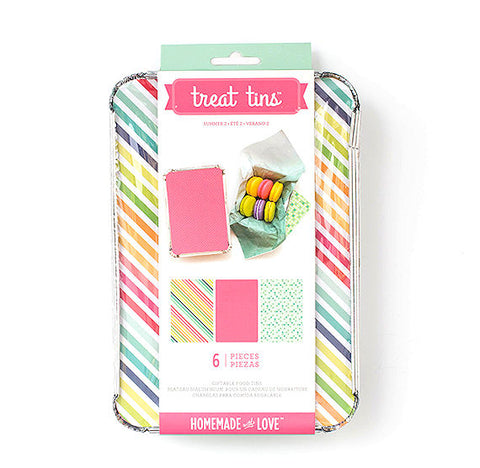Large Summer Treat Tins | www.bakerspartyshop.com