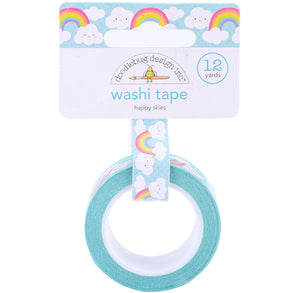 Rainbow Washi Tape | www.bakerspartyshop.com