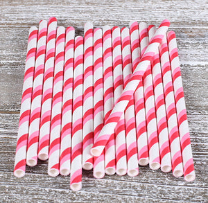 Pink and Red Cake Pop Sticks | www.bakerspartyshop.com