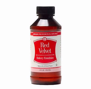 Red Velvet Bakery Emulsion | www.bakerspartyshop.com