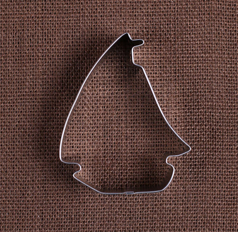 Sailboat Cookie Cutter | www.bakerspartyshop.com