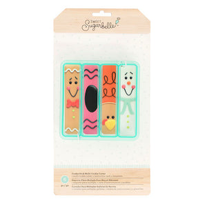 Sweet Sugarbelle Multi Rectangle Cookie Cutter | www.bakerspartyshop.com