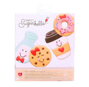 Sweet Sugarbelle Cookie Cutters: We Go Together | www.bakerspartyshop.com