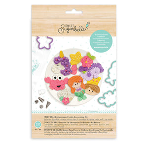 Sweet Sugarbelle Fairy Tale Buttercream Cookie Decorating Kit | www.bakerspartyshop.com