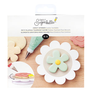 Sweet Sugarbelle Cookie Turntable | www.bakerspartyshop.com