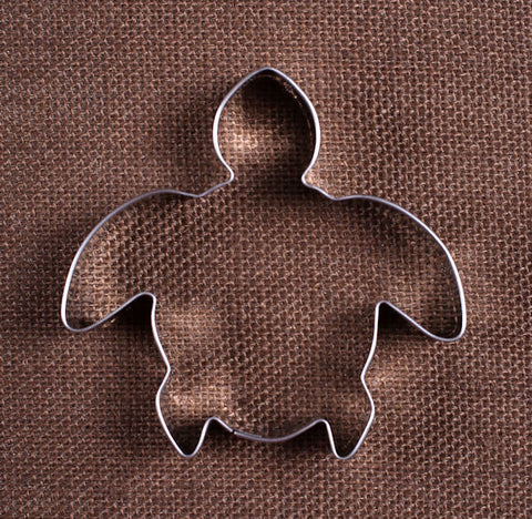 Sea Turtle Cookie Cutter | www.bakerspartyshop.com