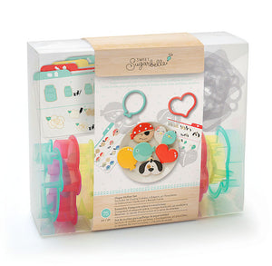 Sweet Sugarbelle Shape Shifters Cookie Cutter Kit | www.bakerspartyshop.com