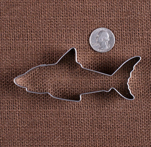 Shark Cookie Cutter | www.bakerspartyshop.com