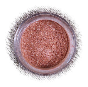Shiny Copper Luster Dust | www.bakerspartyshop.com
