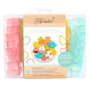 Sweet Sugarbelle Mini Cookie Cutter Set | www.bakerspartyshop.com