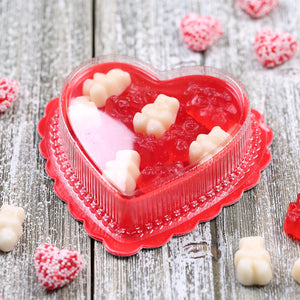 Small Heart Candy Box: Red | www.bakerspartyshop.com