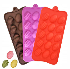 Small Easter Egg Candy Mold | www.bakerspartyshop.com