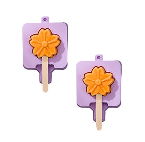 Small Flower Cakesicle Mold Set: Cherry Blossom | www.bakerspartyshop.com