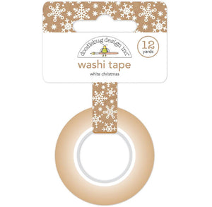 Christmas Washi Tape: Snowflakes | www.bakerspartyshop.com