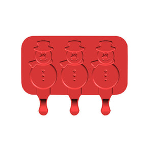 Snowman Cakesicle Mold | www.bakerspartyshop.com