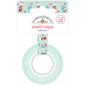 Soda Washi Tape | www.bakerspartyshop.com