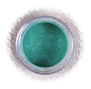 Spearmint Green Luster Dust | www.bakerspartyshop.com