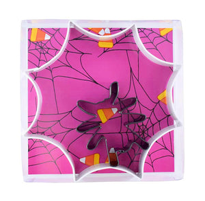 Halloween Cookie Cutters: Spider & Web | www.bakerspartyshop.com