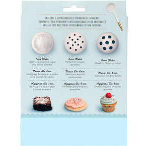 Sweet Tooth Fairy Sprinkle Wand | www.bakerspartyshop.com