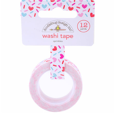 Sweet Sprinkles Washi Tape | www.bakerspartyshop.com