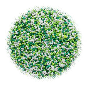 St. Patrick's Day Nonpareil Sprinkles | www.bakerspartyshop.com
