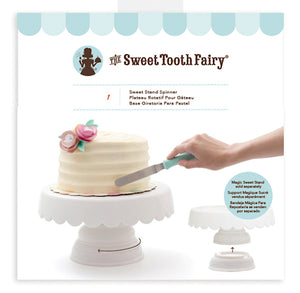 Sweet Tooth Fairy Sweet Stand Spinner Attachment | www.bakerspartyshop.com