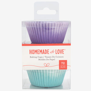 Cupcake Liners: Pastel | www.bakerspartyshop.com