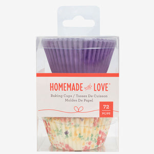 Cupcake Liners: Blossom | www.bakerspartyshop.com