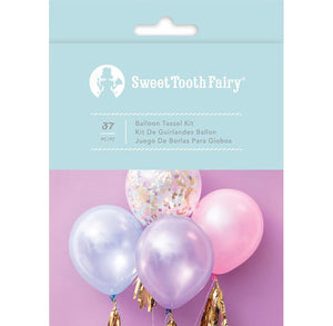 Unicorn Confetti Balloon Kit | www.bakerspartyshop.com