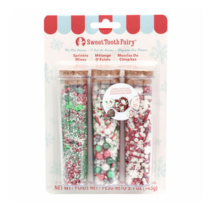 Sweet Tooth Fairy Sprinkles Kit: Tis the Season | www.bakerspartyshop.com