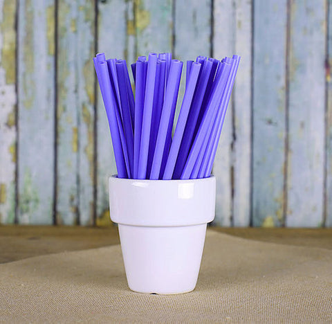 "Light Purple Lollipop Sticks (4 1/2"") 