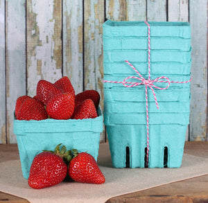 Bulk Berry Baskets: One Pint | www.bakerspartyshop.com