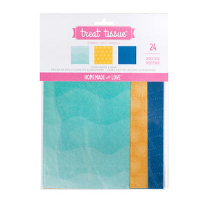 Summer Treat Tissue Paper | www.bakerspartyshop.com