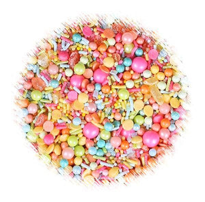 Sprinklefetti Sunset Beach Sprinkle Mix | www.bakerspartyshop.com