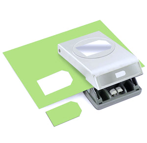 Large Gift Tag Paper Punch | www.bakerspartyshop.com